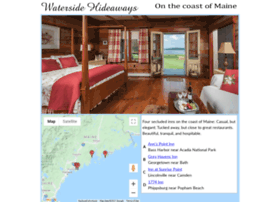 watersidehideaways.com