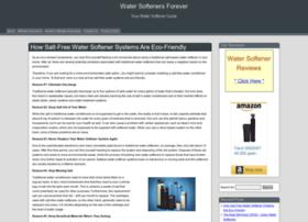 watersoftenersforever.com