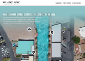 waterstreetdistrict.com