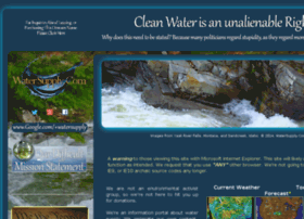 watersupply.com