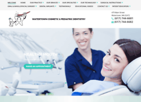 watertowndentistry.com