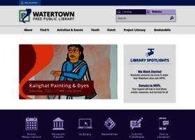 watertownlib.org