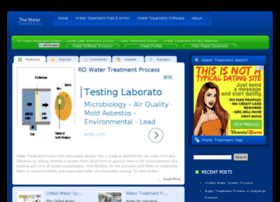 watertreatmentprocess.net