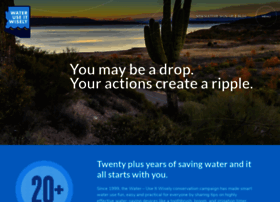 water conservation tips facts and resources water use it wisely water