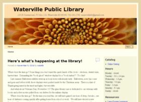 waterville.mykansaslibrary.org