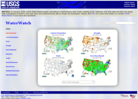 waterwatch.usgs.gov