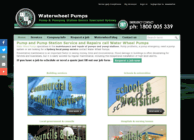 waterwheelpumps.com