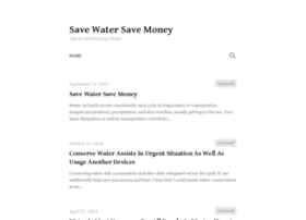 waterwisely-savewatersavemoney.co.uk