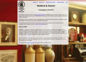 watford.camra.org.uk
