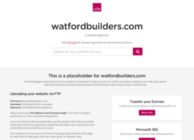 watfordbuilders.com