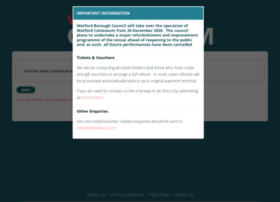 watfordcolosseum.co.uk