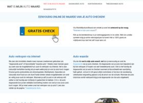 watismijnautowaard.net