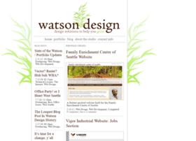 watson-design.com