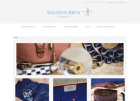 watsonbrosshop.com