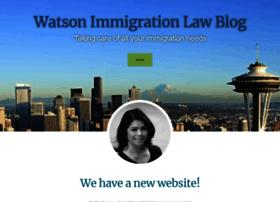watsonimmigration.wordpress.com