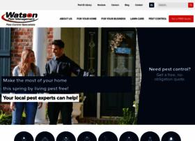 watsonpest.com