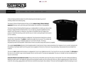 watsons-vinylcare.com