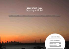 watsonsbayhotel.com.au
