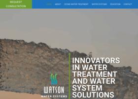 watsonwellservice.com