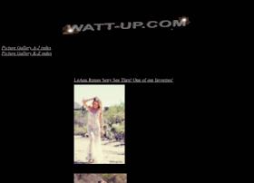 watt-up.com