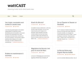 wattcast.com
