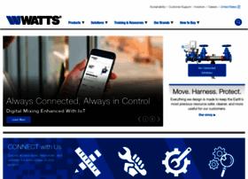 watts.com