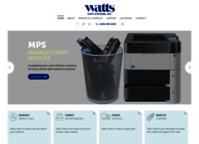 wattscopy.com