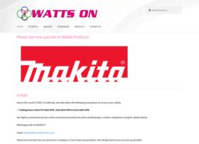 wattsonelectrical.co.za