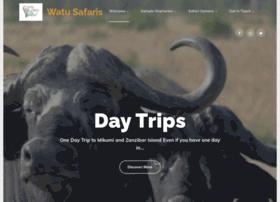 watusafaris.com