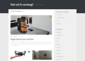 watwilikvandaag.nl
