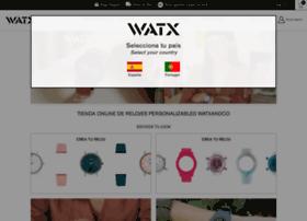 watx-relojes.com