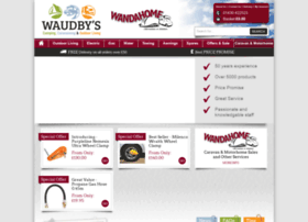 waudbys.co.uk