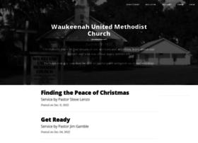waukeenah-umc.org
