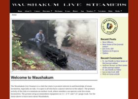 waushakumlivesteamers.org