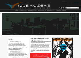 wave-akademie.de