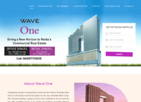 wave-one.in