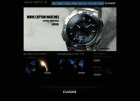 waveceptor.casio.com