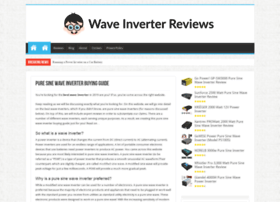 waveinverterreviews.com
