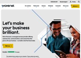 wavenetuk.com