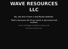 waveresources.com