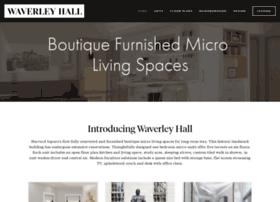 waverleyhall.com