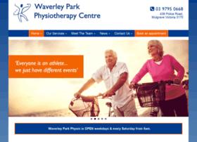 waverleyparkphysiocentre.com.au