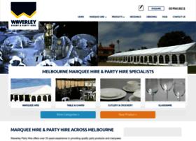 waverleypartyhire.com.au