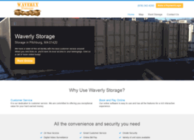 waverlystorage.storageunitsoftware.com