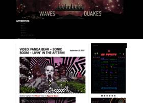 wavesoverquakes.com