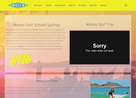 wavessurfschool.com.au