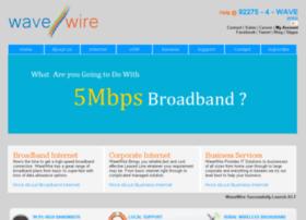 wavewire.co.in
