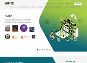 wavex.co.uk