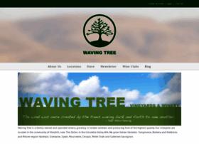 wavingtreewine.com