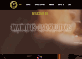 wawilisoundsolutions.com